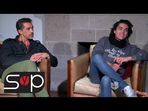 Sergio Mayer habla de la ilusión de Bárbara Mori por su nieta