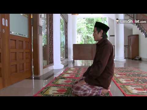 34. VIdeo Cara Sholat: Cara Duduk Di Antara Dua Sujud - Panduan Tata Cara Shalat Sesuai Nabi