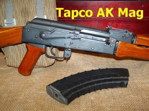 Tapco AK-47 Magazine Review