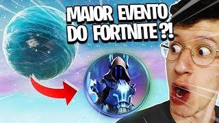 A EPIC GAMES ESTÁ PLANEJANDO O MAIOR EVENTO DO FORTNITE?!