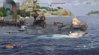 World of Warships: Legends - Single Player Gameplay v AI - #2