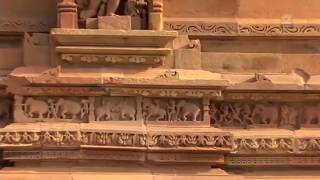 Khajuraho -  Sculptures of Ancient India - The Temple of Love - Incredible India