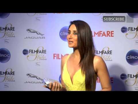 Kareena Kapoor Khan | Red Carpet Of CIROC FilmFare Awards | 2015