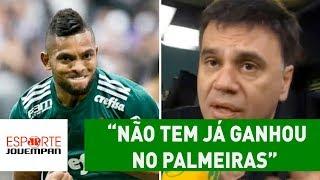 """Mauro Beting CRITICA imprensa: """"não tem já ganhou no Palmeiras"""""""