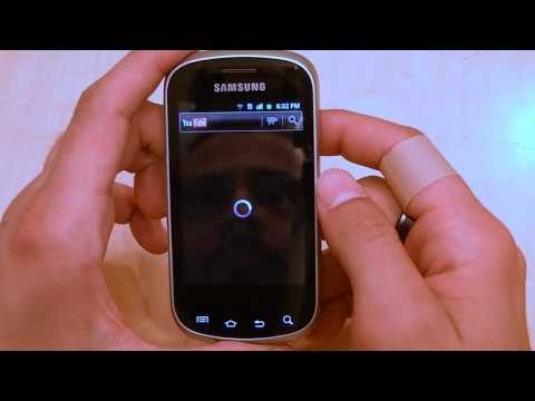 Samsung Galaxy Ace Q / Appeal - Review & Small Things (Telus. AT&T)