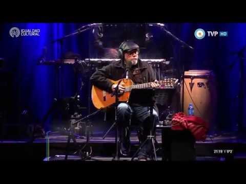 Silvio Rodríguez - El necio - Villa Lugano - 30-05-15