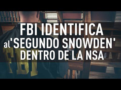 El FBI identifica al 'segundo Snowden' dentro de la NSA