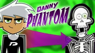 Revealing the BONES of a DANNY PHANTOM Episode