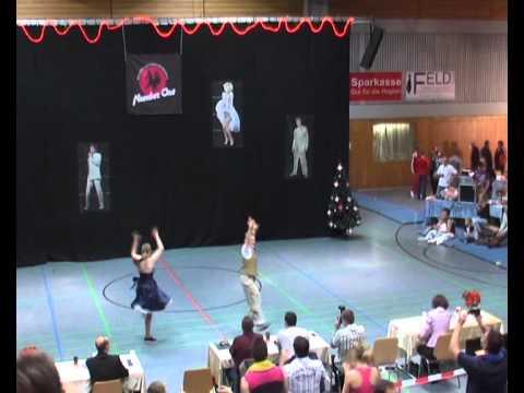 Verena Klohn & Christoph Klohn - Sinter Claas Cup 2011