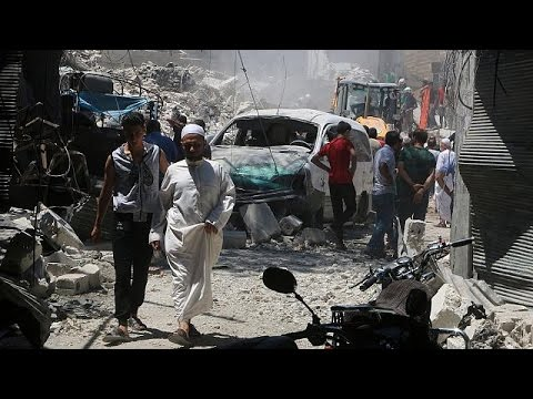Dozens killed as fierce fighting erupts between Syrian government and rebels