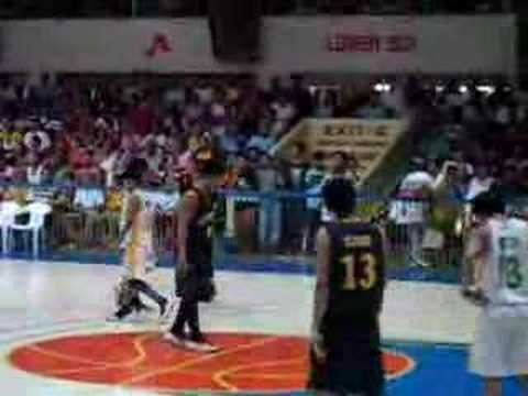 james USP panthers lay-up