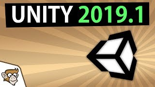 Highlights from Unity 2019.1 Release, DOTS, Shader Graph!