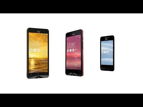 Perbedaan - ASUS ZenFone 4, 5 & 6