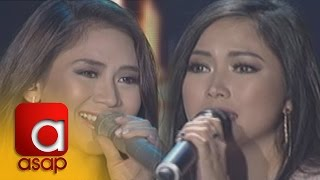 ASAP: Sarah and Yeng perform their newest song collaboration Kaibigan Mo on ASAP