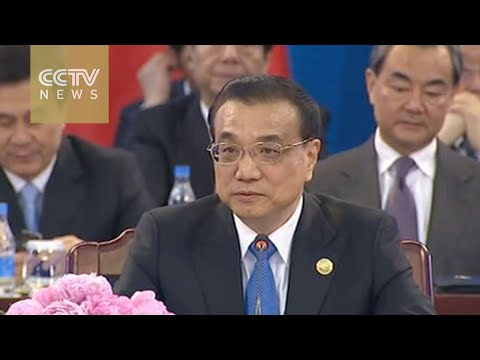 Premier Li Keqiang: SCO becomes important force to maintain regional peace, stability & prosperity