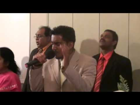 Tamil Christian Worship Song By Bro. Ronald Ahilan Anton (raajaathi Raajaavay) From: Messiah Acd video