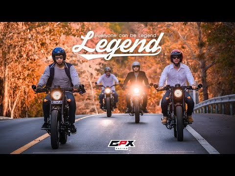 GPX Legend - Begin Again