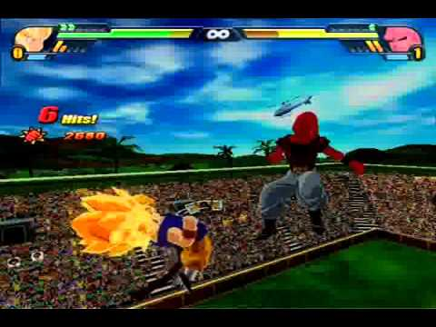 Dragon Ball Z Budokai Tenkaichi 3 Pc Gameplay + Download Link