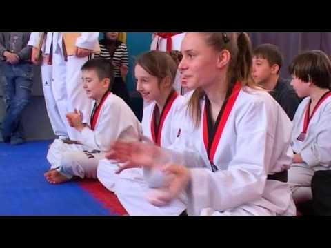 Taekwondo. Тхэквондо