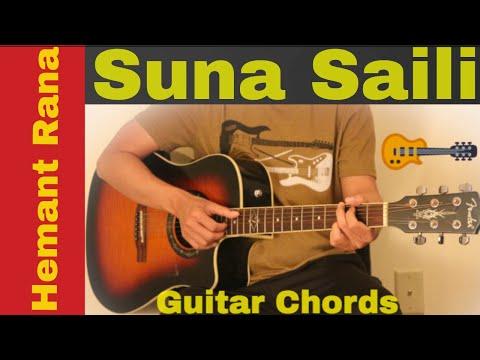Saili - guitar chords | lesson | tutorial | saili guitar chords