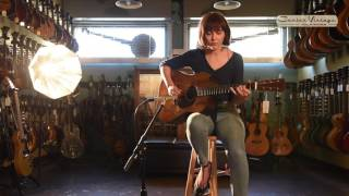 Pre-War Guitar Co. D Model played by Molly Tuttle