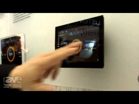 ISE 2015: Control4 Previews Control4 Thermostat's New OS 2.7 with New Comfort Experience
