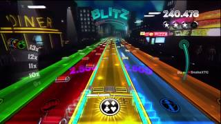 Rock Band Blitz: Through the Fire and Flames (Gold Stars 1.229.036)