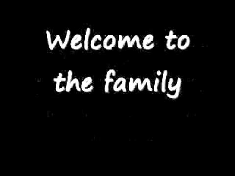 Avenged Sevenfold -  Welcome to the Family lyrics Music Videos