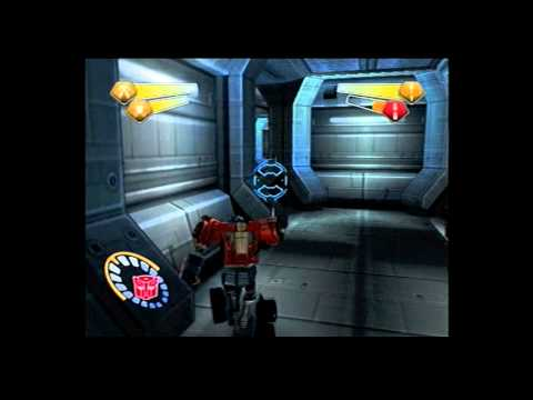 Let's play Transformers: Armada (PS2) (2004) part 5