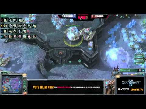 Team iNcontroL vs Team BlinG G3 Red Bull Seattle Round of 4 Match B