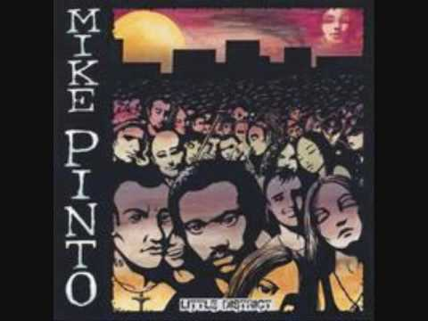 Mike Pinto - Backburner
