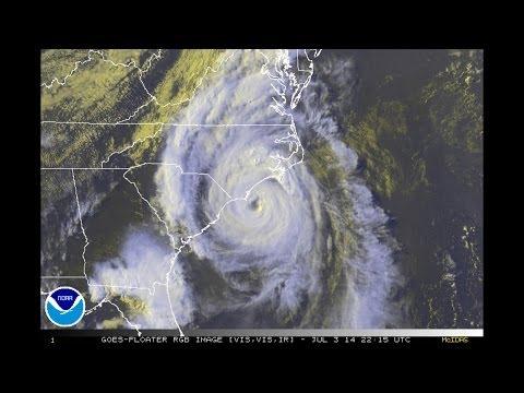 Hurricane Arthur / 01L (2014)