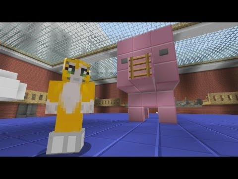 Minecraft Xbox - Toy Story 2 - The End - {6} video