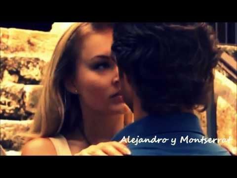 Alejandro y Montserrat - Donde Esta El Amor - Lo Que La Vida Me Robó