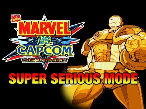 MARVEL VS CAPCOM: The Online Warrior Episode 8 'Super Serious Mode'