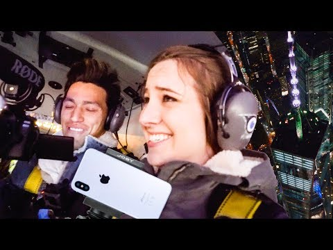 iPhone X Helicopter Fail !!!