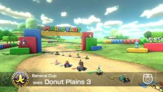 ALL 145 Mario Kart race tracks (1992-2017)