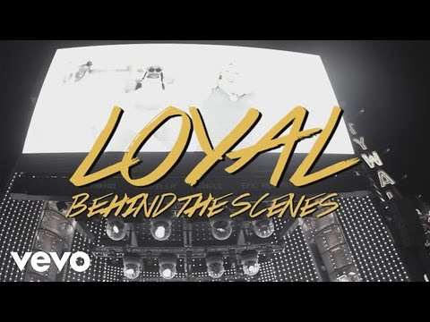 Chris Brown - Loyal (behind The Scenes) Ft. Lil Wayne, Tyga video