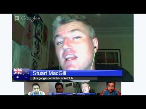 "An in depth preview of the 3rd Ind v Aus Test for the 2013 Border-Gavaskar Series. Amit, Angadh and Kartik speak with former Australian Test Cricketer Stuart MacGill regarding the ""homeworkgate""..."