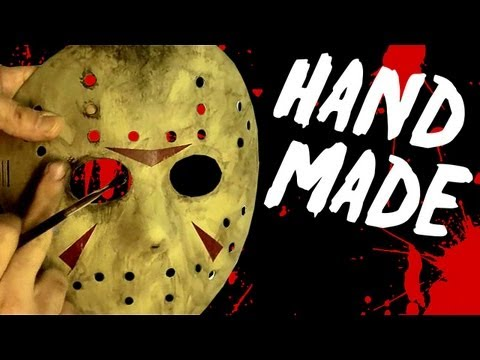 how to make a jason voorhees costume how to save money. Black Bedroom Furniture Sets. Home Design Ideas