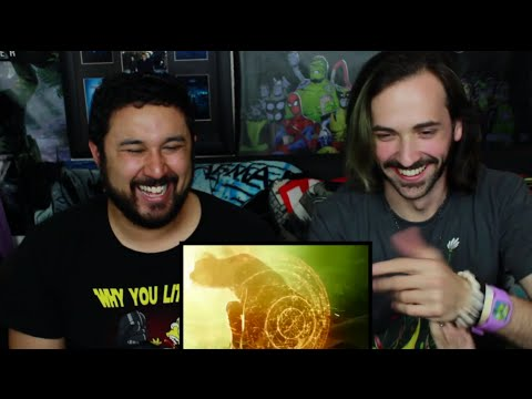 DOCTOR STRANGE COMIC-CON TRAILER 2 REACTION & REVIEW!!!