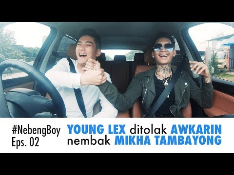 Boy William Nyuruh Young Lex Baikan Sama Awkarin!! - #NebengBoy Eps 02