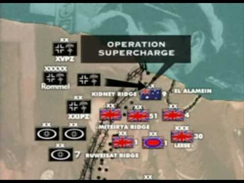 (10/11) Battlefield II El Alamein Ep10 World War II