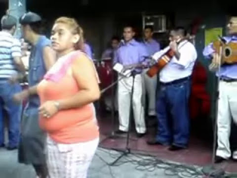 ALCIDEZ Y SU CHANCHONA ..RADIO CHAPARRASTIQUE .,EL TIMIDO...CAMARONCITO....NUVIA.MP4