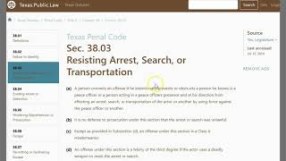 Understanding Laws About Cops Requiring ID - Texas ID Laws