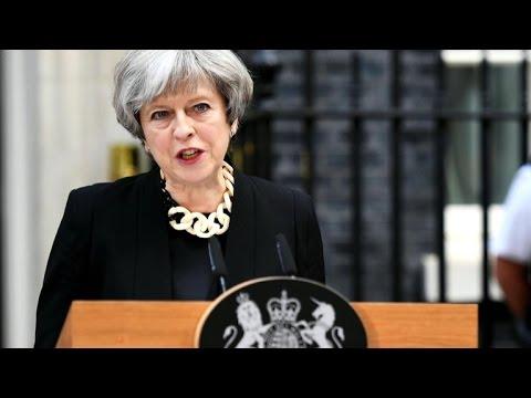 Surprise election results rock U.K. politics