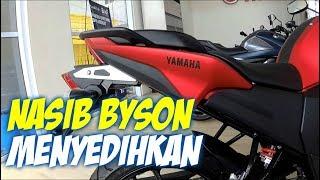 Nasib Yamaha Byson FI Sekarang Sangat Menyedihkan, Discontinue? atau All New Byson 2019