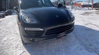 2012 Porsche Cayenne Milwaukee, WI, Kenosha, WI, Northbrook, Schaumburg, Arlington Heights, IL 5224