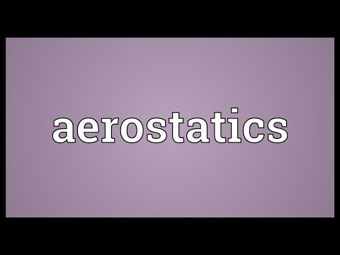 Header of aerostatics