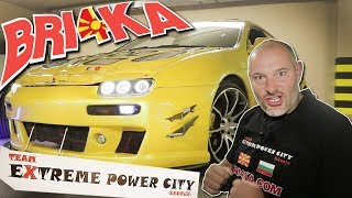The Extreme Power City| На гости в Skopje | Bri4ka.com
